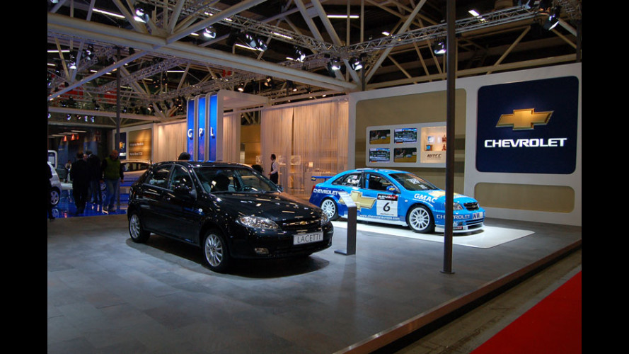 Chevrolet al Motor Show 2006
