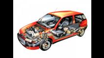 Alfa Romeo 145, le foto storiche