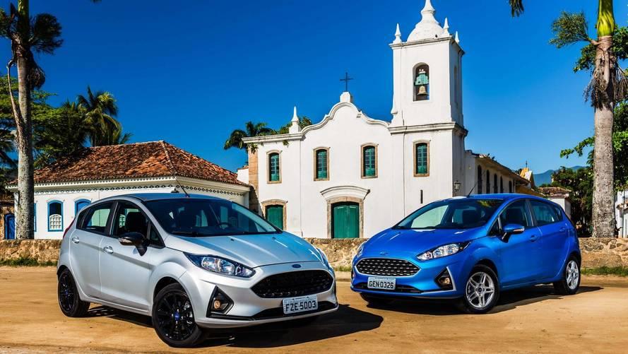 Ford Fiesta 2019 tem preços reduzidos e agora parte de R$ 50.990