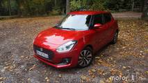 Essai Suzuki Swift