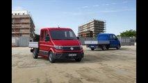 Nuovo Volkswagen Crafter 2
