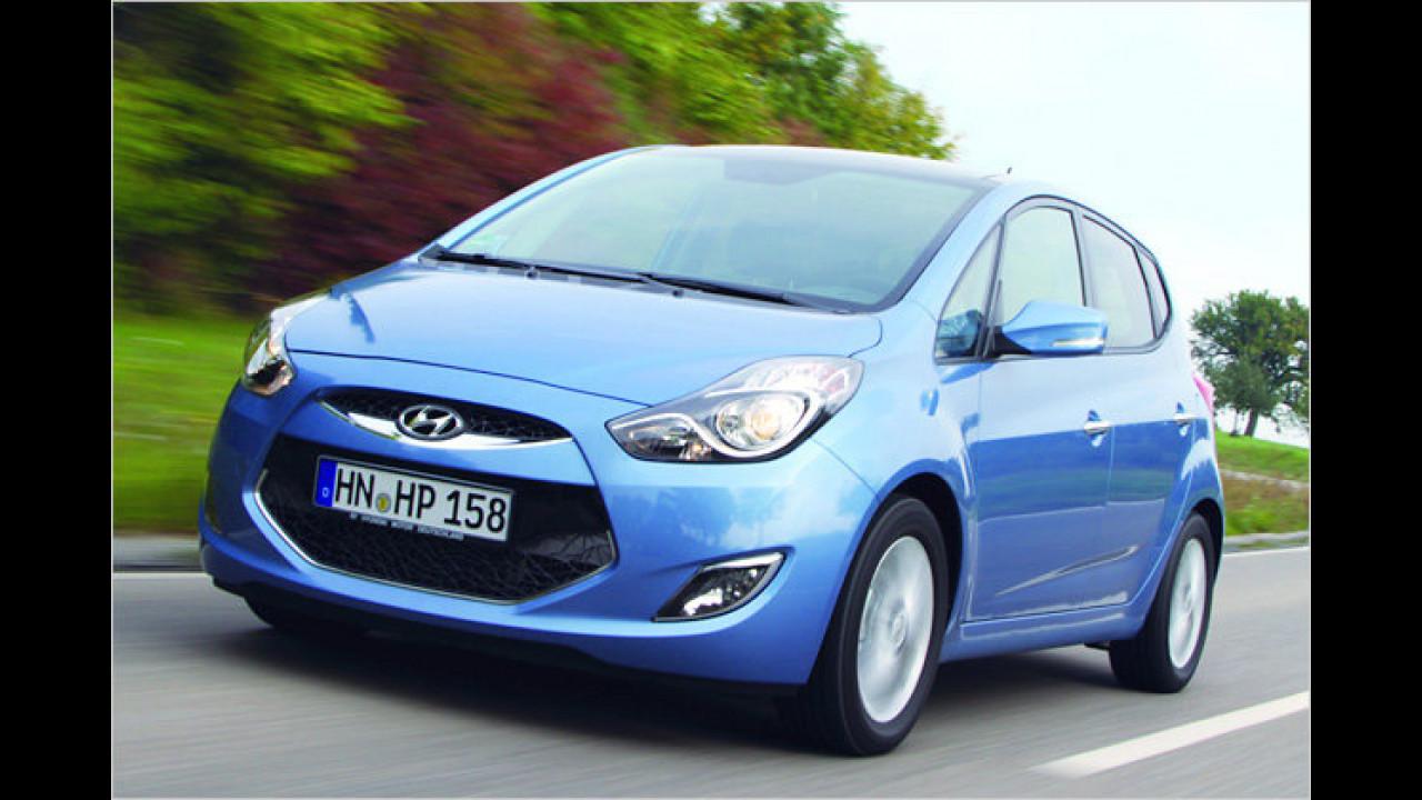 Hyundai ix20 1.4 CRDi blue Classic