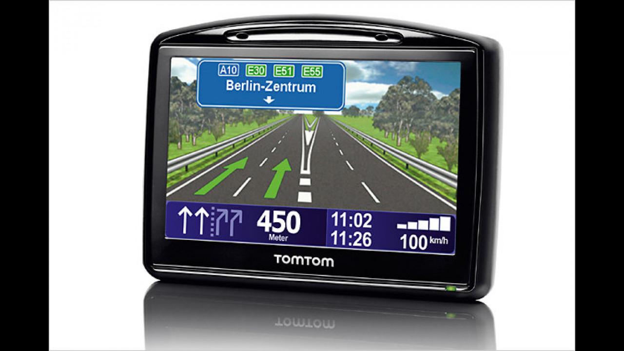 TomTom Go 930 T, 730 T und 530 T