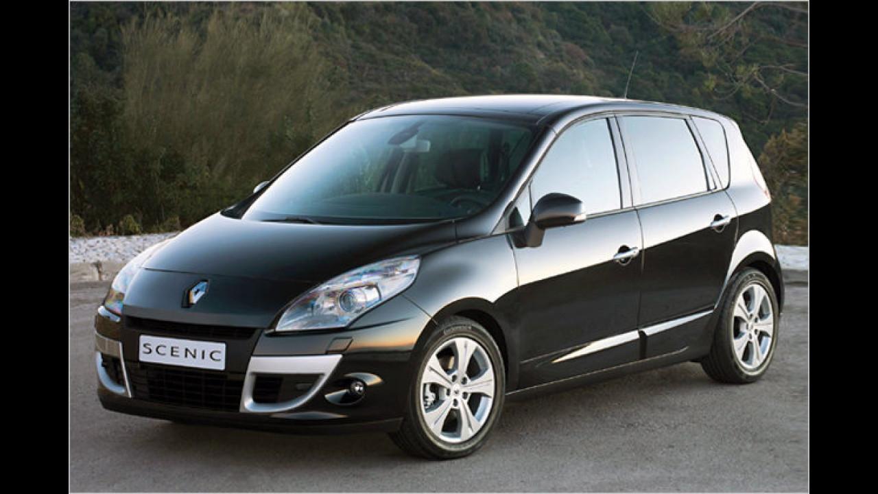 Renault: Die häufigste Farbe ist Schwarz