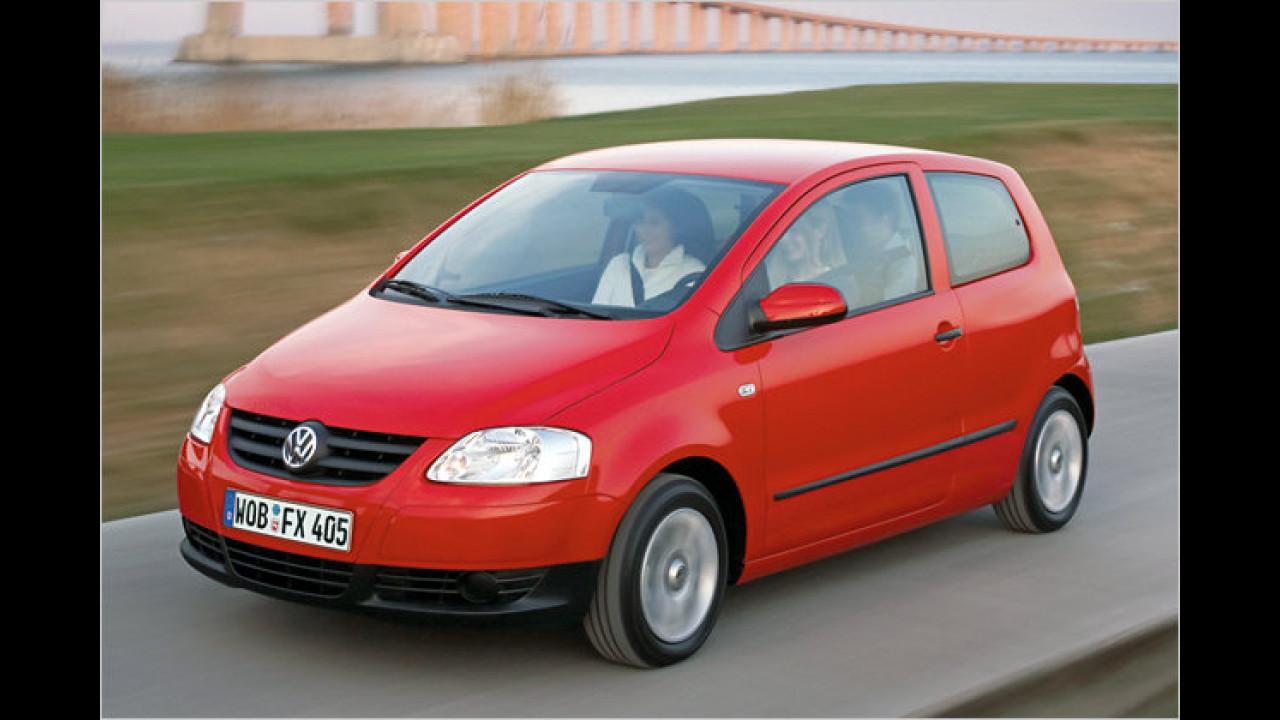 VW Fox 1.4 TDI