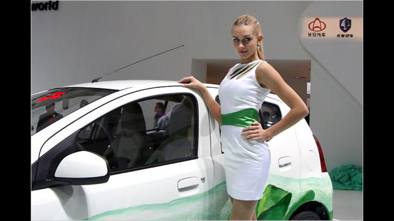 Grün ist nicht nur bei Autos im Kommen