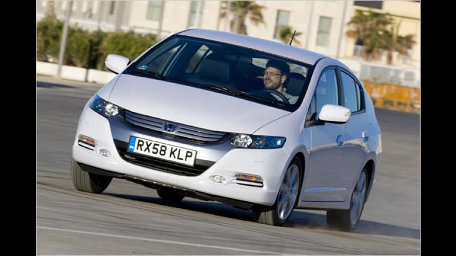 Honda Insight: Ist der günstigste Hybrid ein Auto für alle?