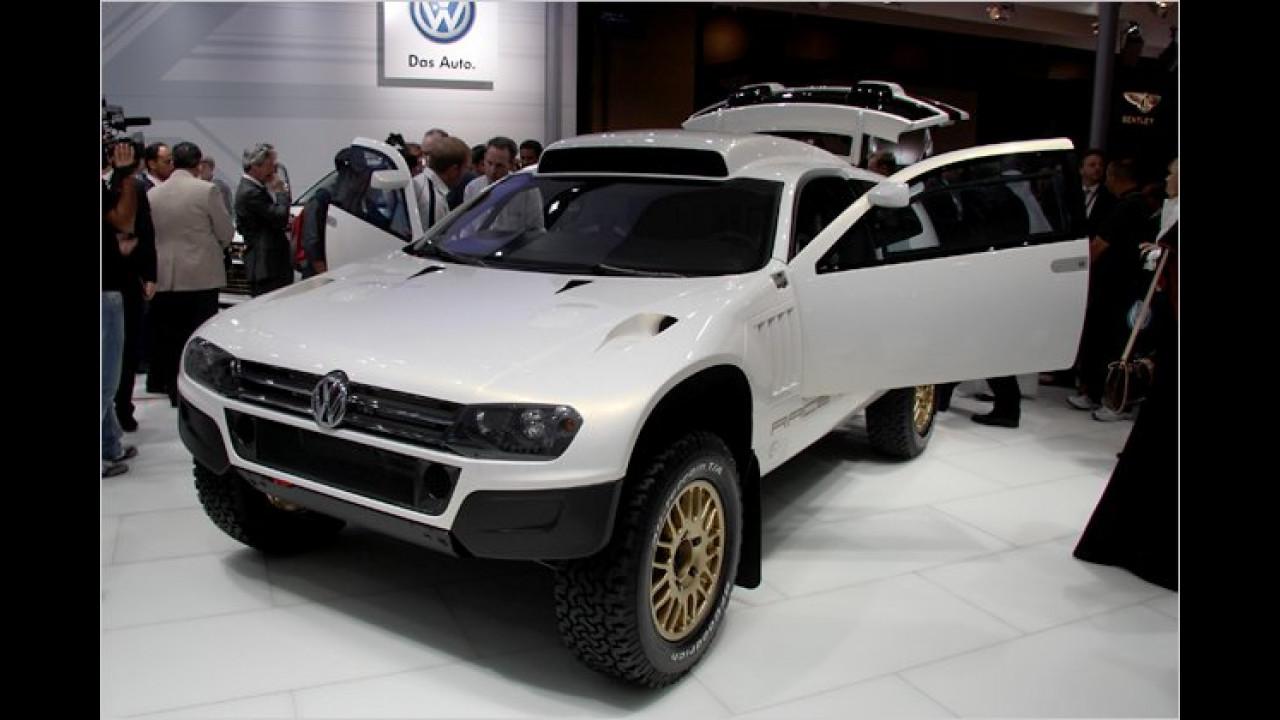 VW Race Touareg 3 Qatar