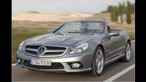 Mercedes SL-Facelift