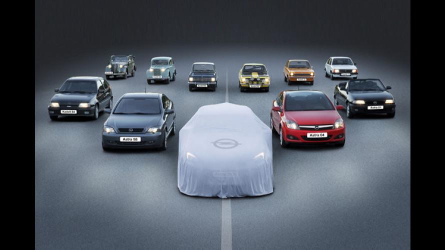 Astra, die nächste Generation: Das neue Opel-Design