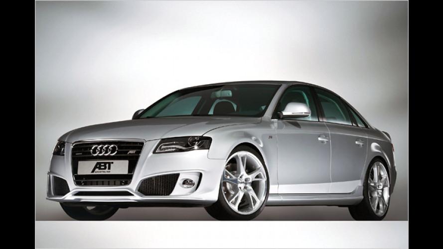 Sportliche Optik und mehr Power: Der Audi AS4 von Abt