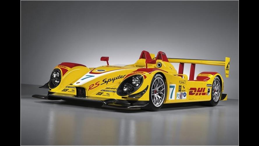 Porsche: Rennsportfelge für den Serien-Elfer