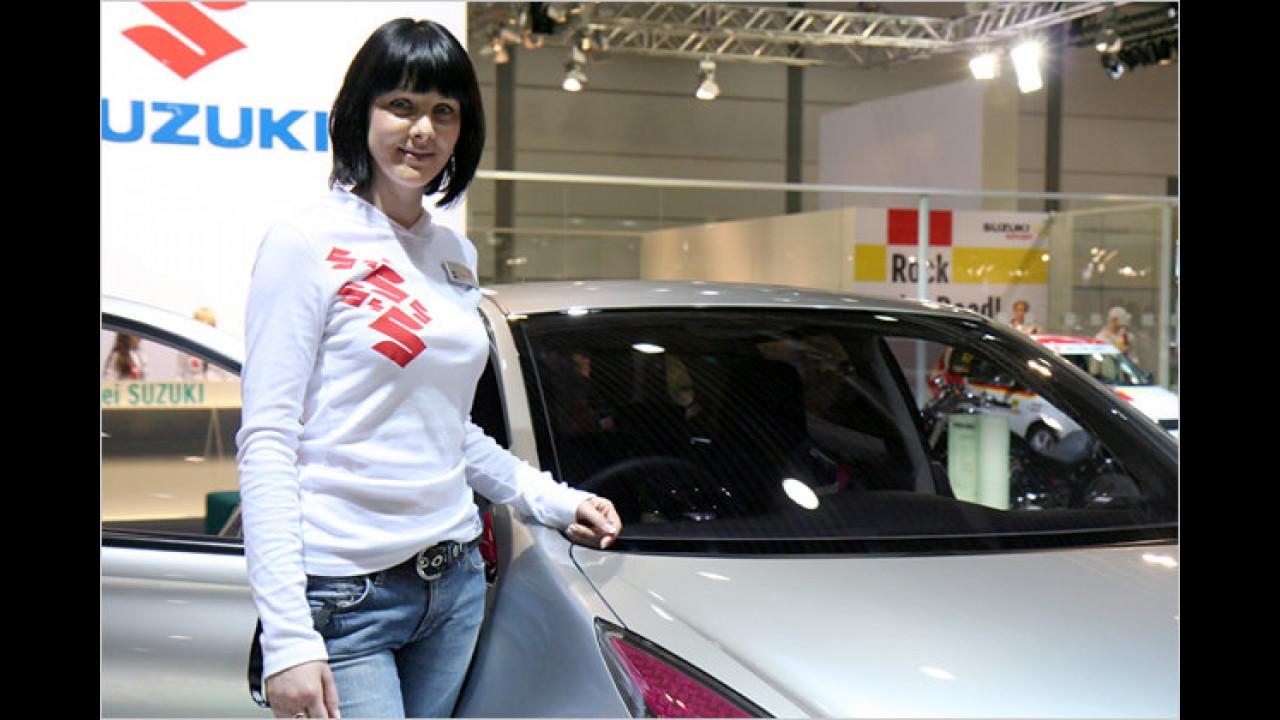 Ein schöner Suzuki-Pulli verändert die Sichtweise