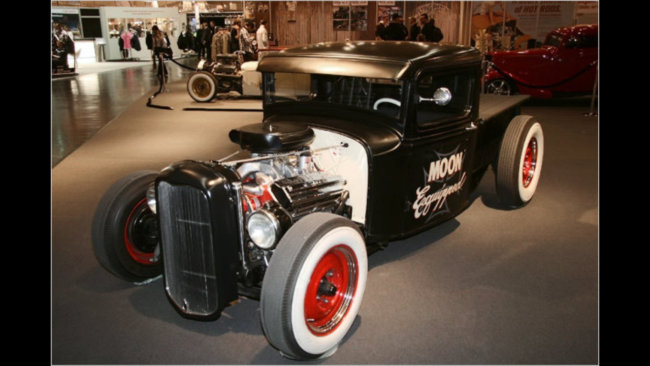 1934er Ford Pick-up