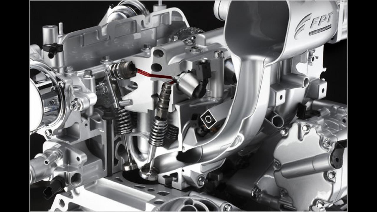 Umweltfreundlichster Motor des Jahres: Fiat TwinAir-Zweizylinder