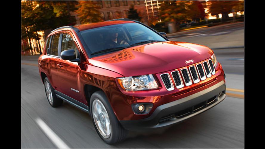 Deutlich schicker: Der neue Jeep Compass