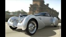 Retro-Bugatti aus den USA