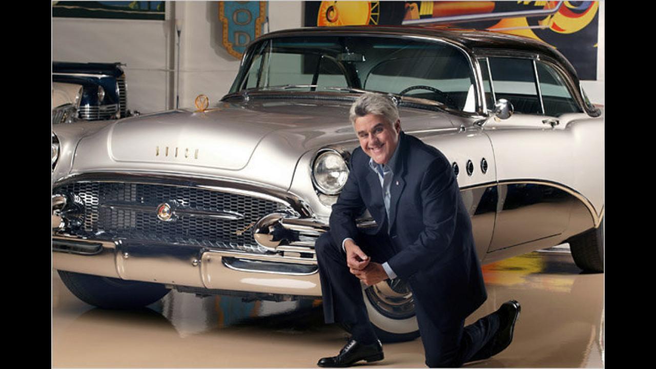 Jay Leno: Buick Roadmaster von 1955