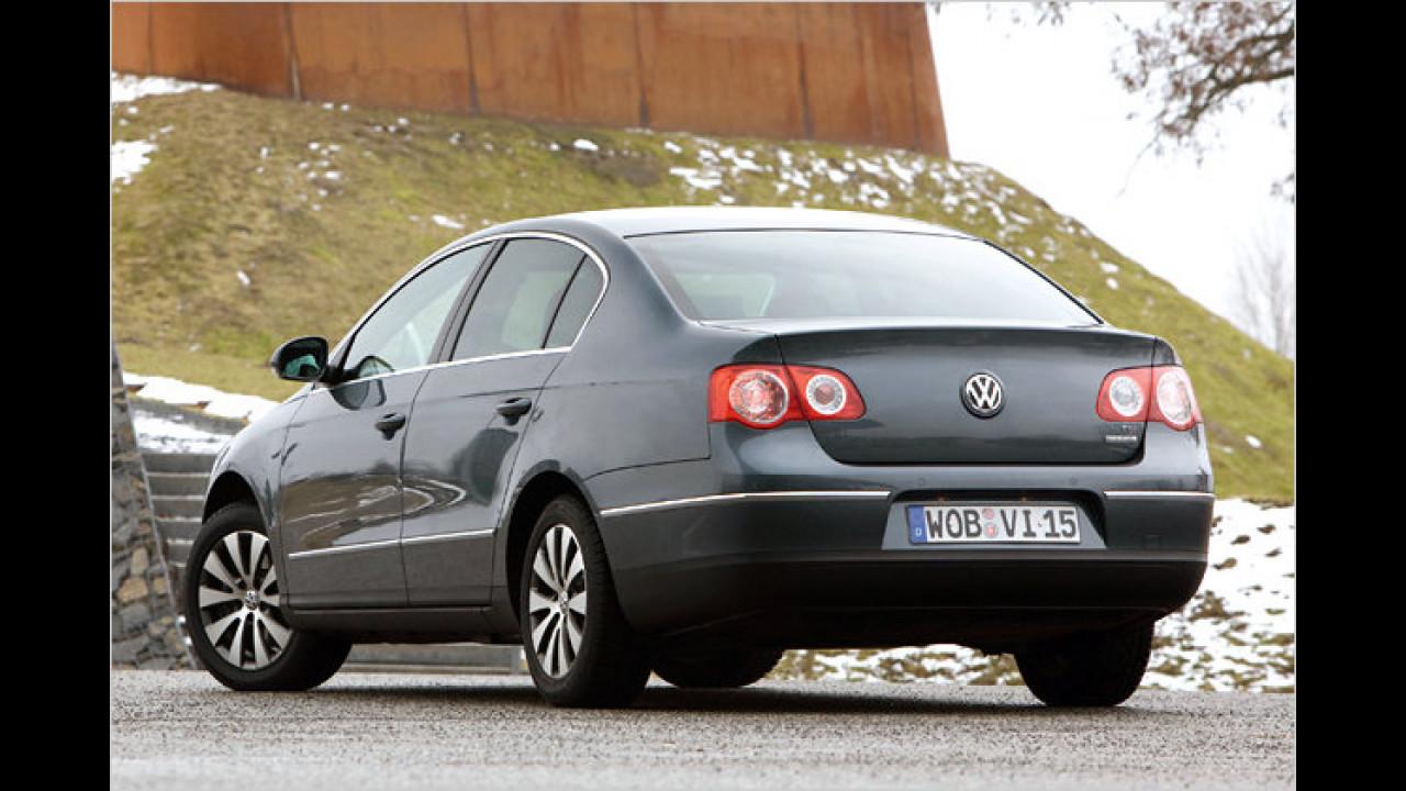 VW Passat 1.4 TSI EcoFuel Trendline DSG