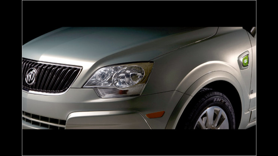 GM bringt Plug-in-Hybrid