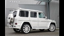 G-waltiger Mercedes