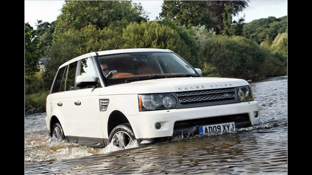 Land Rover Range Rover Sport 3.0 TDV6 SE Automatik