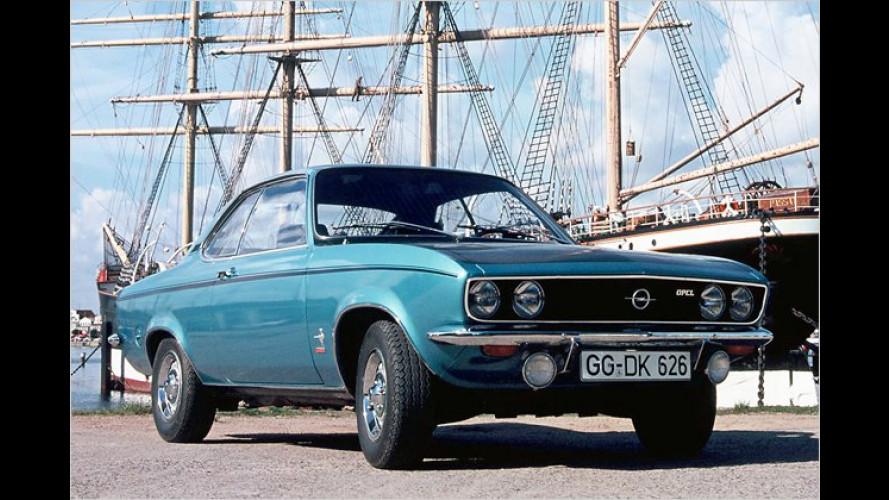 40 Jahre Opel Manta: Flotter Fisch aus Rüsselsheim