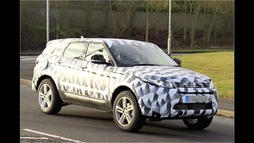 Hier fährt die Zukunft von Land Rover