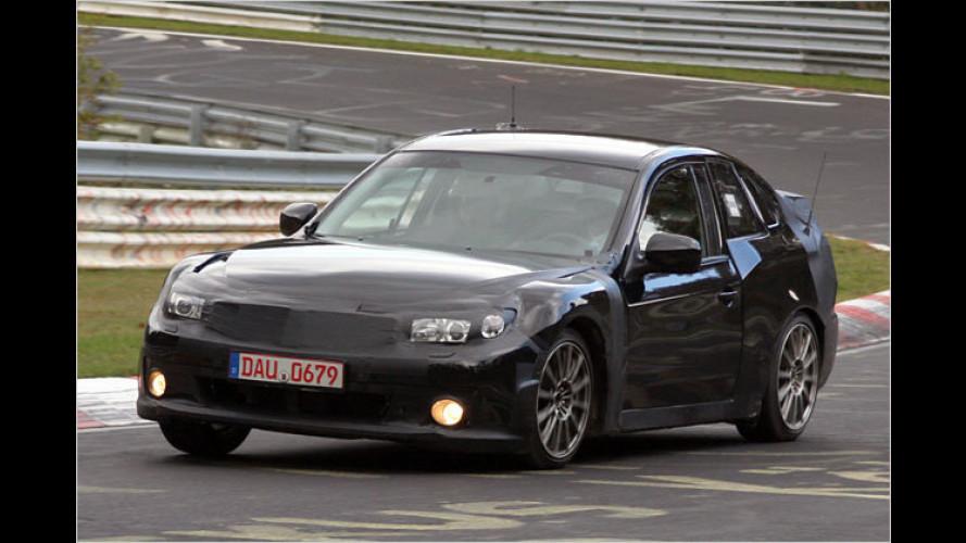 Erwischt: Neuer Sportwagen von Toyota