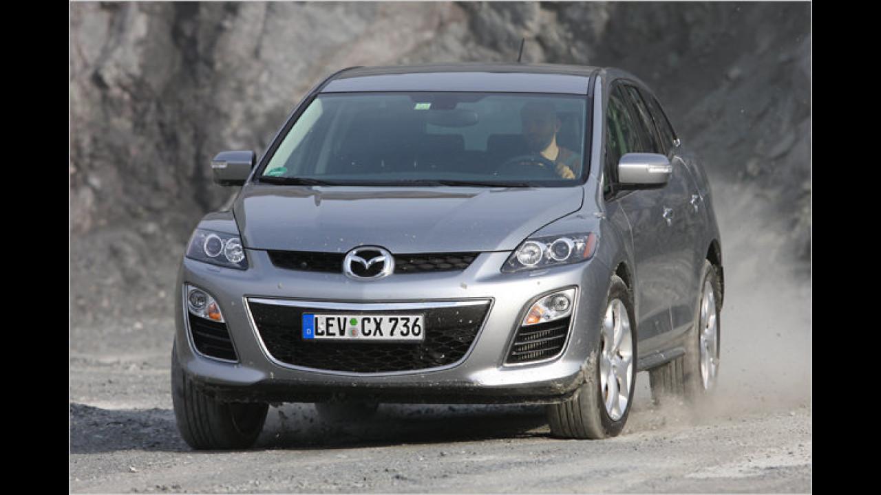 Mazda CX-7 2.2 MZR-CD