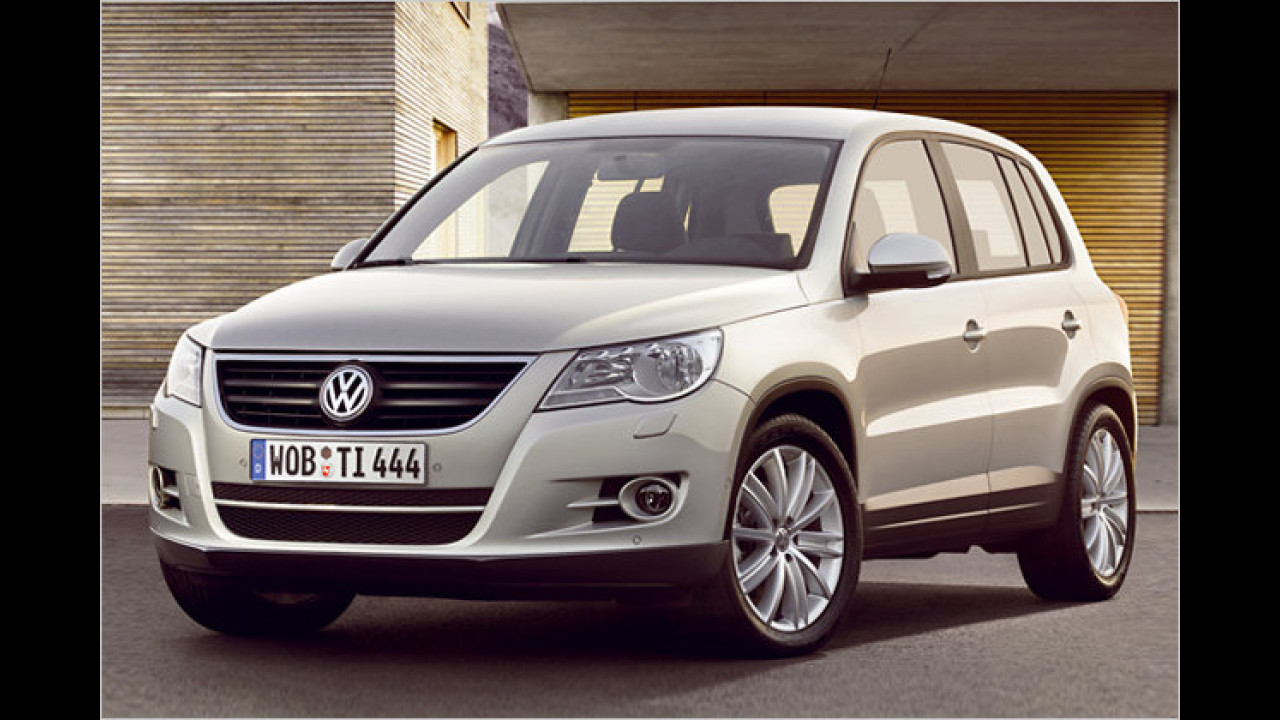 VW Tiguan 1.4 TSI Trend & Fun 4Motion