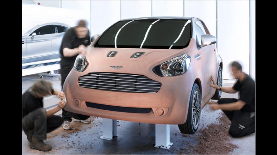 Aston Martin Cygnet: Luxusmarke backt kleines Brötchen