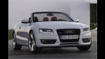 Audi gibt Stoff