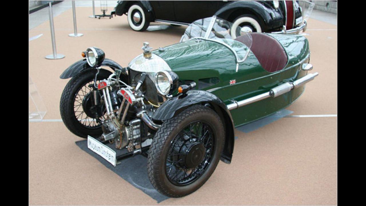 Morgan Three-Wheeler Super Sport (1935)