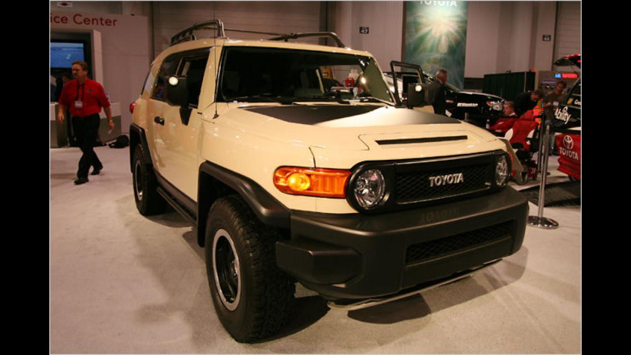 Toyota FJ Cruiser Special Edition