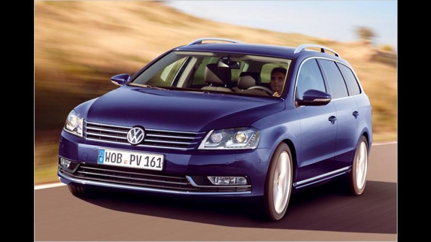 Lifting oder Neuauflage? Der VW Passat im Test