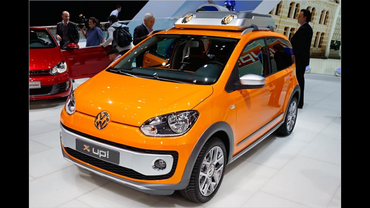 VW X Up