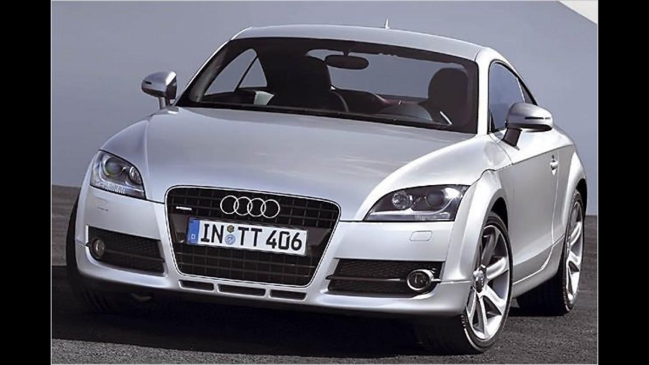 Audi TT Coupé 2.0 TDI quattro