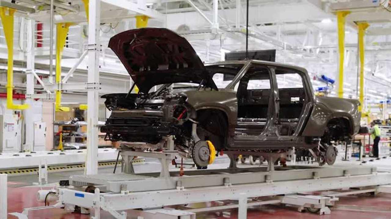 Rivian will im Jahr 2021 drei neue Modelle bringen, eine Fabrik zum Laufen kriegen und an die Börse gehen