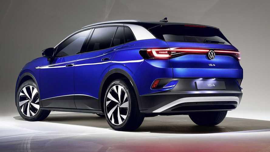 VW ID.4 quer encarar Toyota RAV4 e Honda CR-V, e não o Tesla Model Y