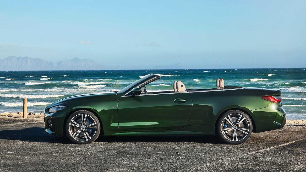 2021 BMW 4 Cabriolet