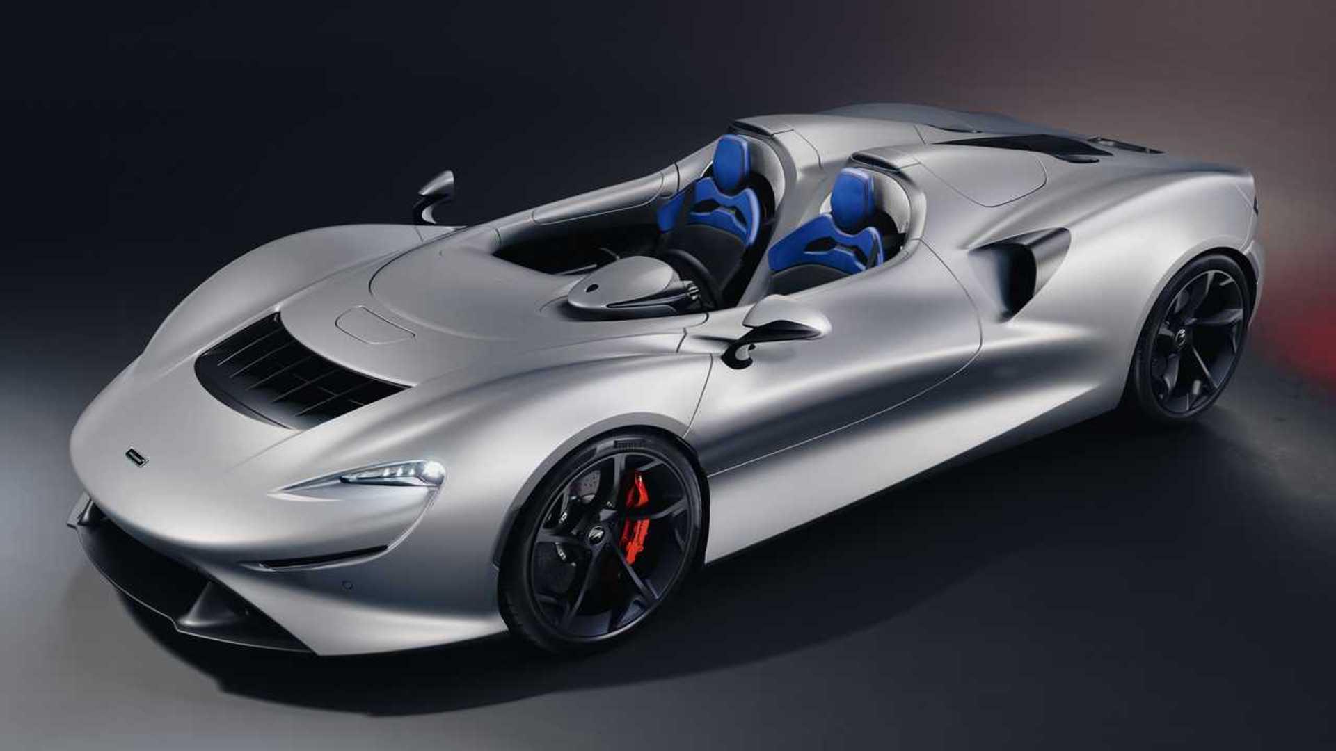 McLaren Elva Synergy