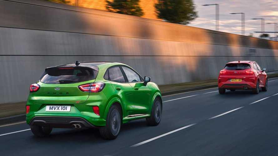 Ford Puma ST'nin hızlanma testi sizi şaşırtabilir