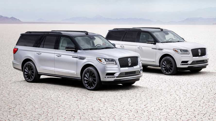 2021 Lincoln Navigator Black Label Edition Package