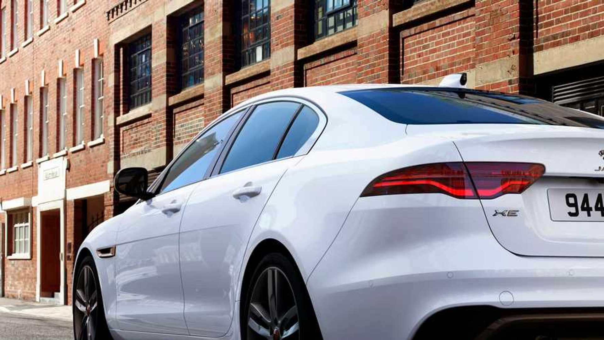 jaguar xe (2021): mit mildhybrid-diesel und neuem
