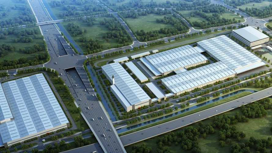 XPeng Announces New Manufacturing Plant In Guangzhou