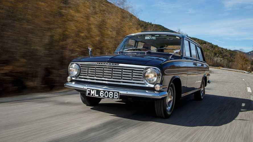 Vauxhall's Heritage Collection heads north