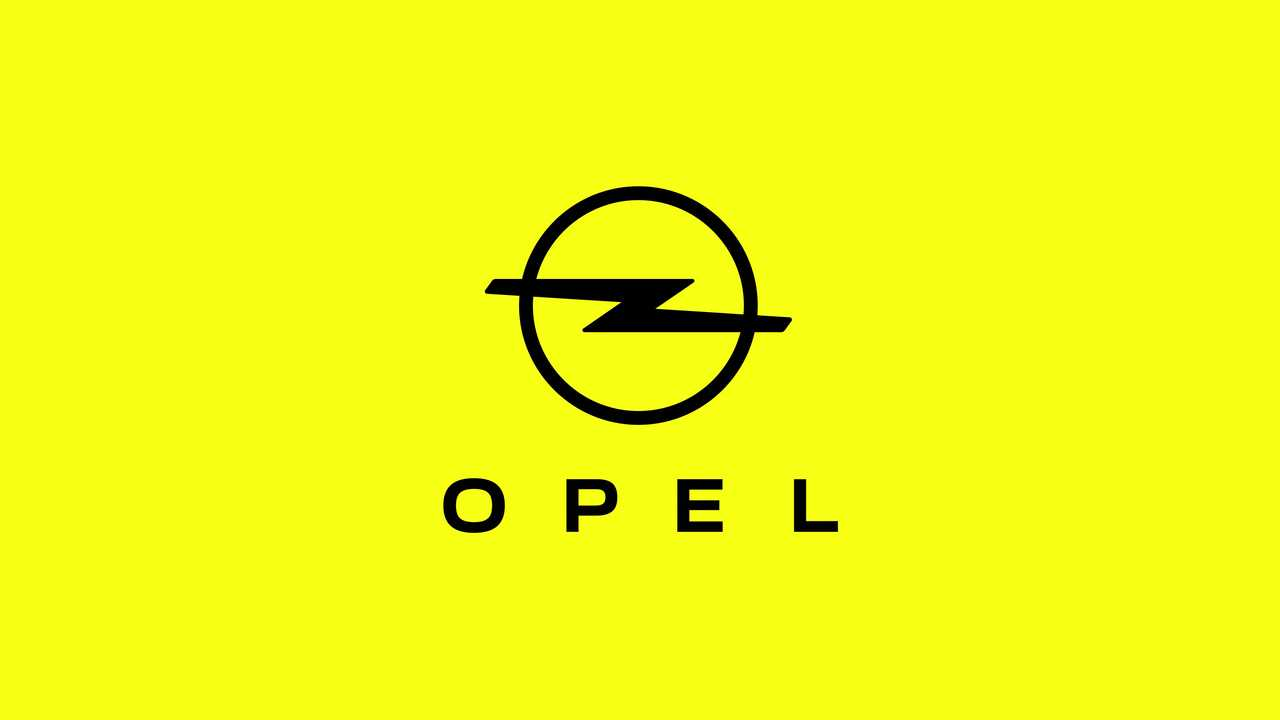 Новый логотип Opel