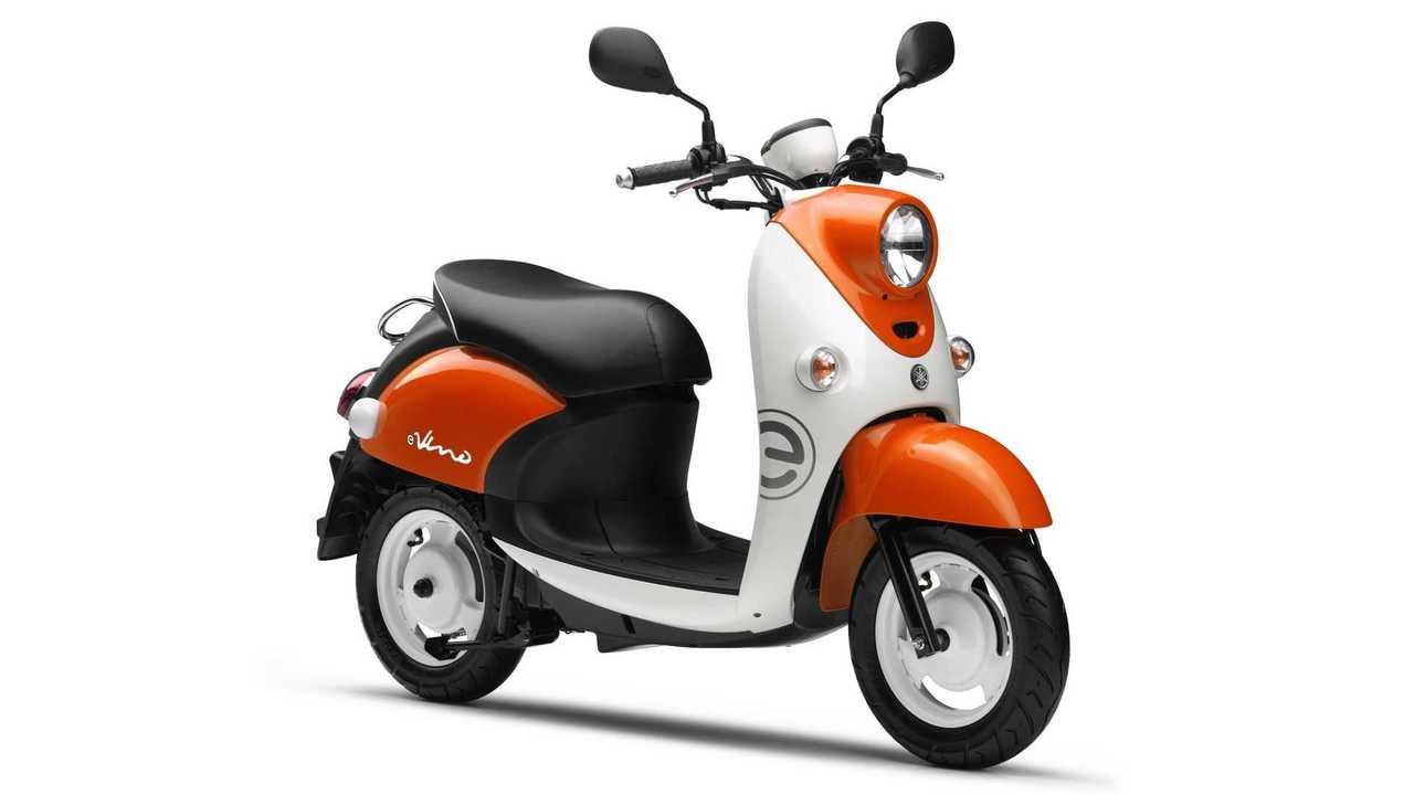 scooter eletrico yamaha