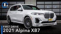 2021 alpina xb7 first drive